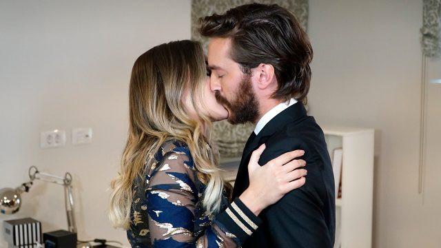 Eda Ece, öpüşme sahnelerini böyle anlattı