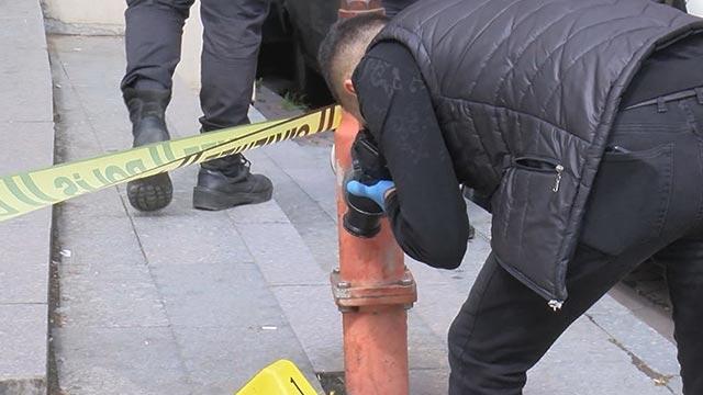 İstanbul Kâğıthane'de silahlı kavga: 1 kişi yaralandı