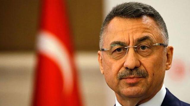 Cumhurbaşkanı Yardımcısı Oktay'dan camideki müzik yayınına tepki