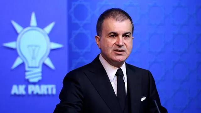 AK Parti Sözcüsü Ömer Çelik'ten CHP'ye sert yanıt!