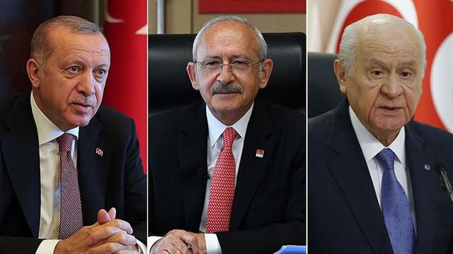 Kılıçdaroğlu, Erdoğan ve Bahçeli'nin bayramını kutlamadı