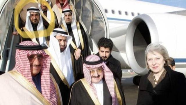 Suudi Prens ifşa oldu!