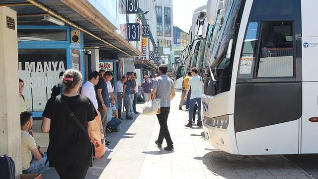 Otobüs firmaları şehirlerarası yolculuk tarihini açıkladı!