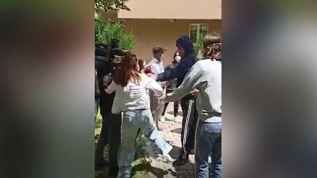Show Haber ekibine saldırı