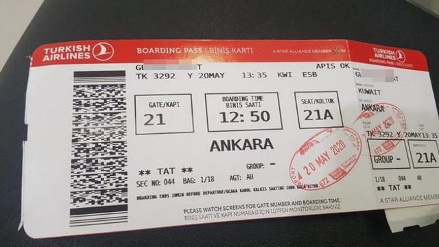 Yurtdışından karantinasız Türkiye'ye gelen kişide koronavirüs çıktı!