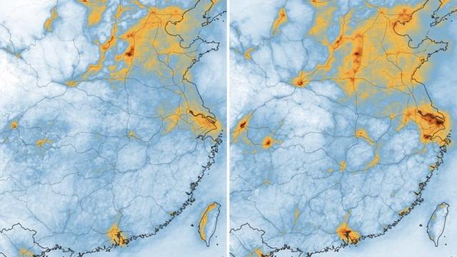 Normalleşmeyle birlikte hava kirliliği arttı