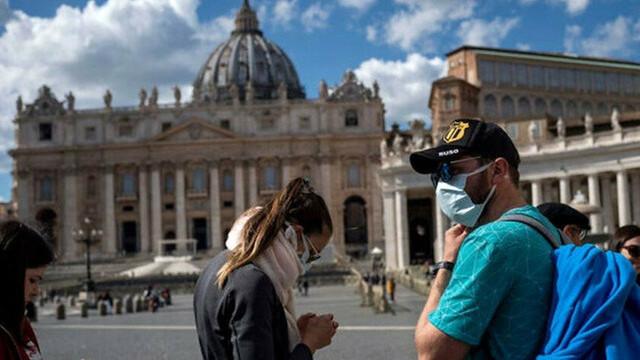 İtalya'da koronavirüsten ölenlerin sayısı 33 bin 72'ye yükseldi