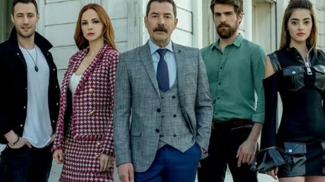 Ünlü oyuncu Zalim İstanbul'a veda etti