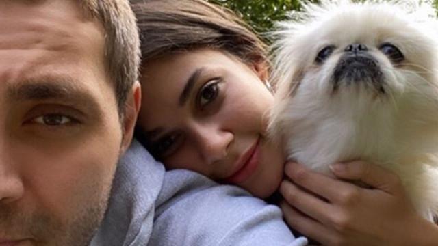Deren Talu'dan yeni sevgilisiyle ilk fotoğraf