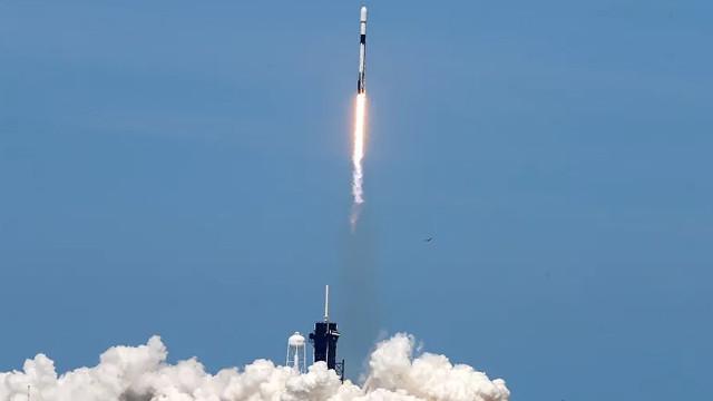 SpaceX'in prototipi infilak etti! İşte patlama anı...