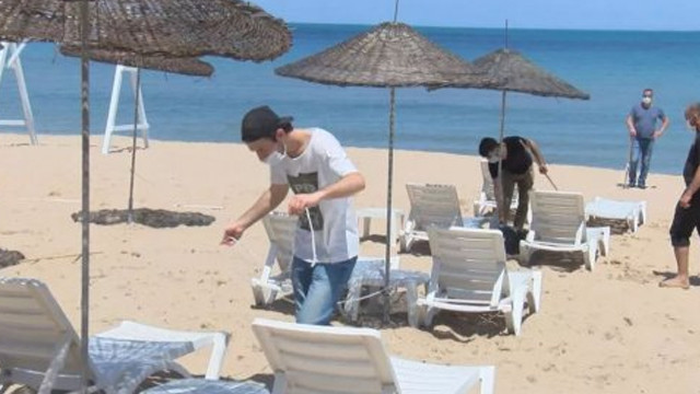 Plajlar açılıyor! İstanbul Plajlarında ''korona'' hazırlığı