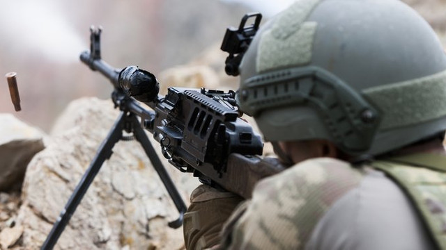 MSB: 2 terörist etkisiz hale getirildi