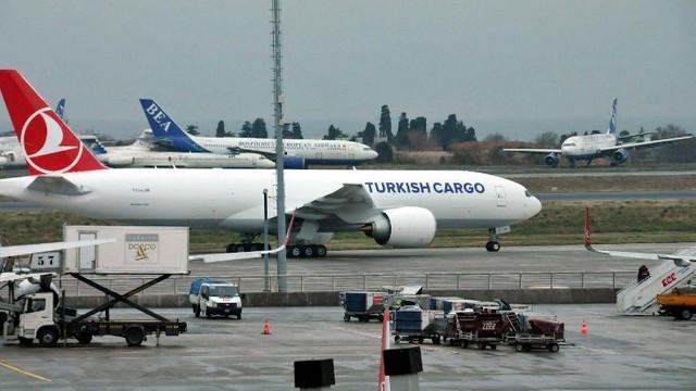 Sabiha Gökçen Havalimanı kargo uçuşları yeniden başladı