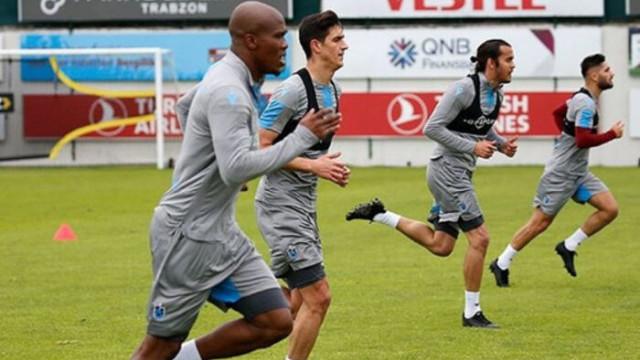 Trabzonspor, dayanıklılık testinden geçti