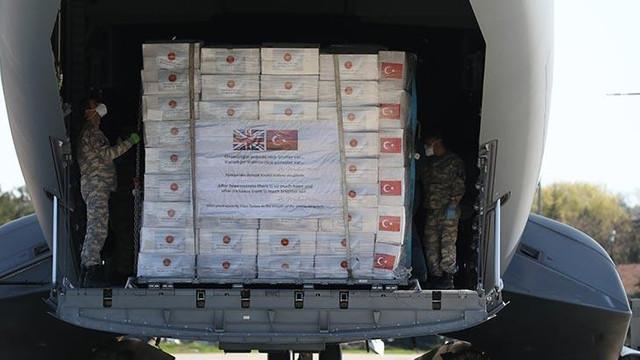 İngilizler Türkiye'den giden 400 bin ekipmanı iade ediyor   Avrupa