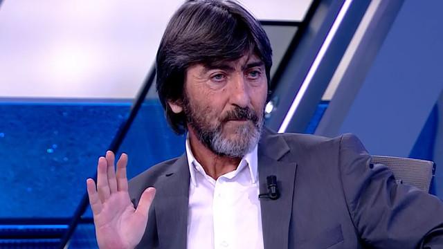 Rıdvan Dilmen'den Nihat Özdemir'e: ''Kıvırmayalım!''