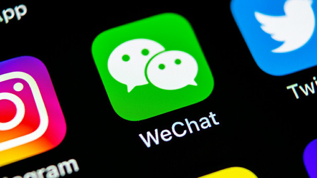 WeChat'ten sansür çıktı!