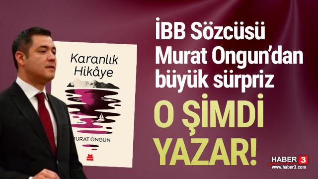 Murat Ongun'dan sürükleyici bir roman: Karanlık Hikaye