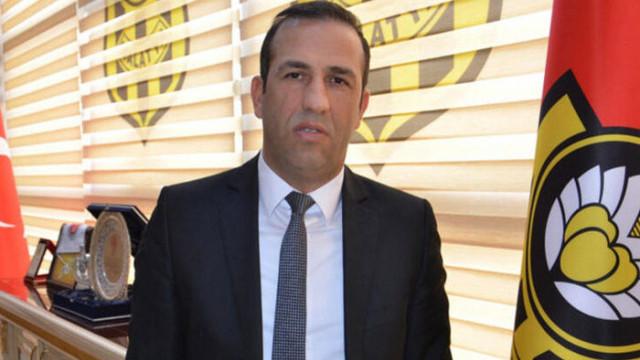 Yeni Malatyaspor Basın Sözcüsü Hakkı Çelikel : İstifa yok, haberler kasıtlı