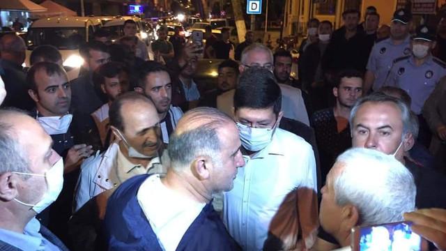 İYİ Partili Belediye Başkanına saldırı  Kaynak Yeniçağ: İYİ Partili Belediy