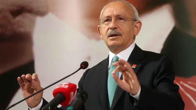Kılıçdaroğlu: ''Erdoğan ülkemize yüktür''
