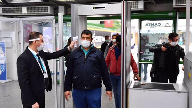 Ankara AŞTİ'de normalleşme süreci başladı   Yerel