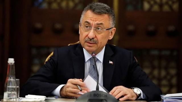 Cumhurbaşkanı Yardımcısı Oktay'dan normale dönüş açıklaması!