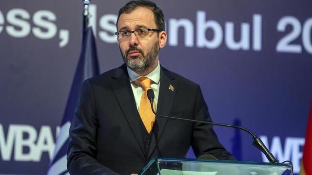 İstanbul'daki Şampiyonlar Ligi finali için kritik açıklama
