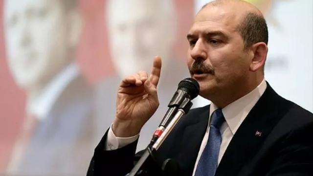 Bakan Soylu'dan gazeteci Saygı Öztürk'e çok sert tepki!