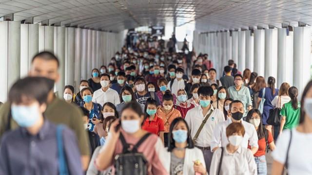 Çin'de korona vakaları açıklanandan 14 kat fazla olabilir