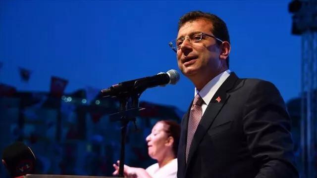 İBB Başkanı İmamoğlu yeni projeyi böyle açıkladı: ''Talimatı verdim''