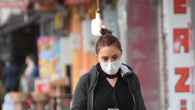 Bir şehirde daha maske takma zorunluluğu getirildi