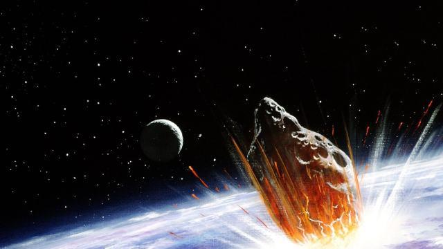NASA uyardı! Dünya'ya potansiyel olarak tehlikeli bir göktaşı yaklaşıyor