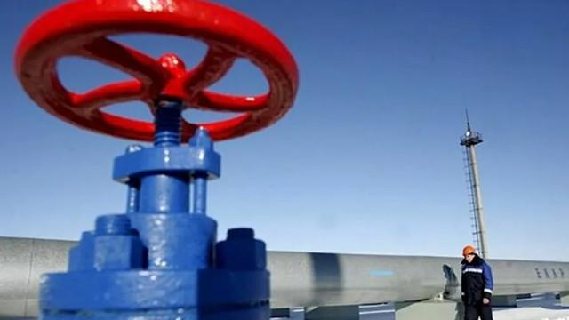 TürkAkım'dan doğal gaz akışı duruyor