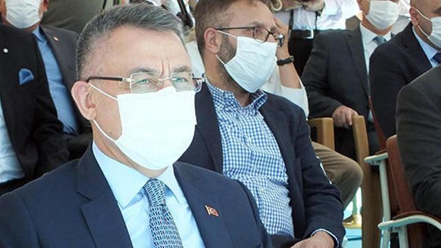 Cumhurbaşkanı Yardımcısı Oktay: ''Libya'da tarih yazıyoruz''