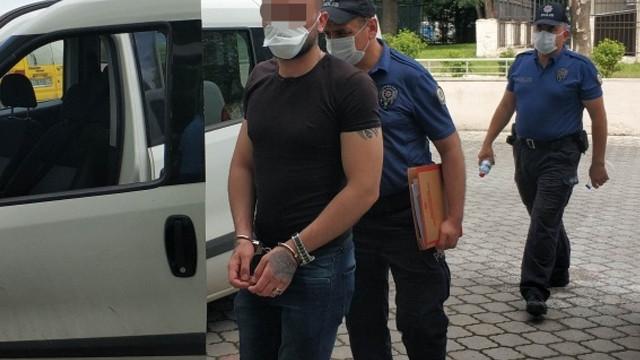 Hasmına benzetip darp etti: Tutuklandı