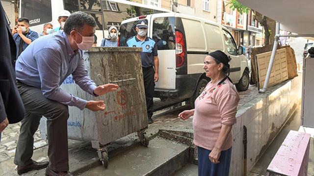 Esenyurt Belediye Başkanı Bozkurt: ''300 bina selden etkilendi''