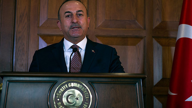 Mevlüt Çavuşoğlu, Güvenlik Konseyi'ne beyanda bulundu