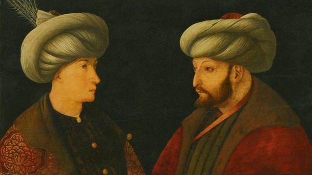 İBB, Fatih Sultan Mehmet'in portresini 6,5 milyon liraya satın aldı