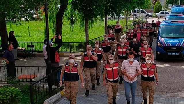 Ecrin Kurnaz'ın ölümüyle ilgili gözaltına alınan 6 kişi adliyede
