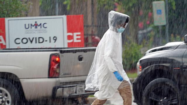 ABD'de koronavirüsten ölenlerin sayısı 124 bin 308'e yükseldi