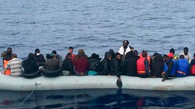 Yine Yunanistan, yine ölüme terk edilen göçmenler: Böyle kurtarıldı