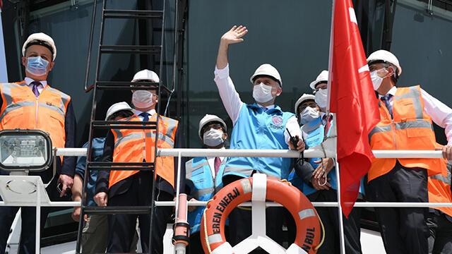 Bakan Karaismailoğlu'ndan Dünya Denizciler Günü mesajı