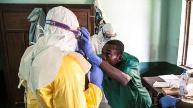 O Bölgede Ebola salgını 2 yıl sonra sona erdi