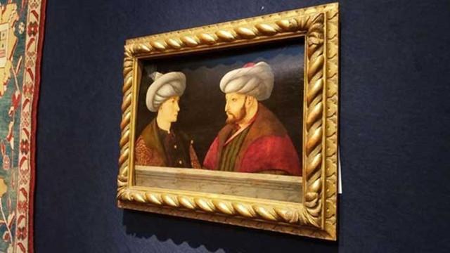 İBB, ''Fatih'' portresini Londra'dan satın aldı