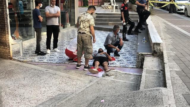 Bursa'da aşk dehşeti! Polisi pompalıyla yaraladı