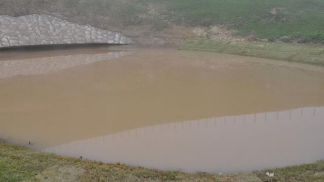 Katledilen Dipsiz Göl, tel örgüyle çevrildi