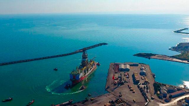 Fatih sondaj gemisi, Tuna-1 kuyusuna yöneldi