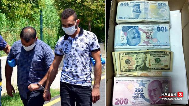Yaşlı kadını 220 bin lira dolandıran 2 kişi yakalandı