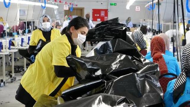 Türkiye'den Avrupa'ya ceset torbası ihracatı